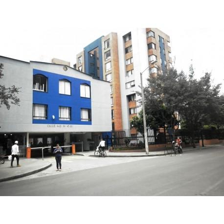 Apartamento Rafael Nuñez Azules
