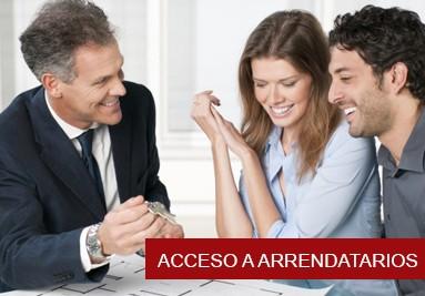 Acceso Arrendatarios de Inmuebles Administrados por Junco & Asociados